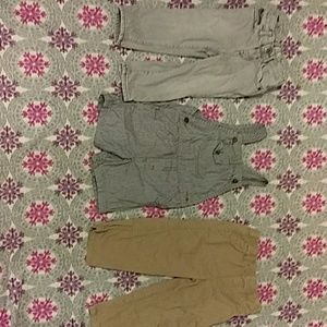 Other - 18-24m boys jeans and overalls.
